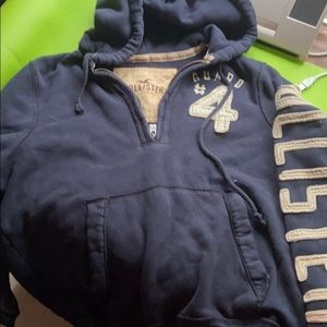 Hollister Sweat Shirt with Hoodie